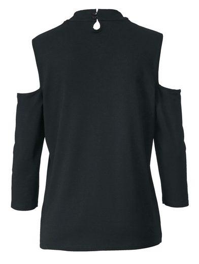Mona Shirt in Jersey-Qualität