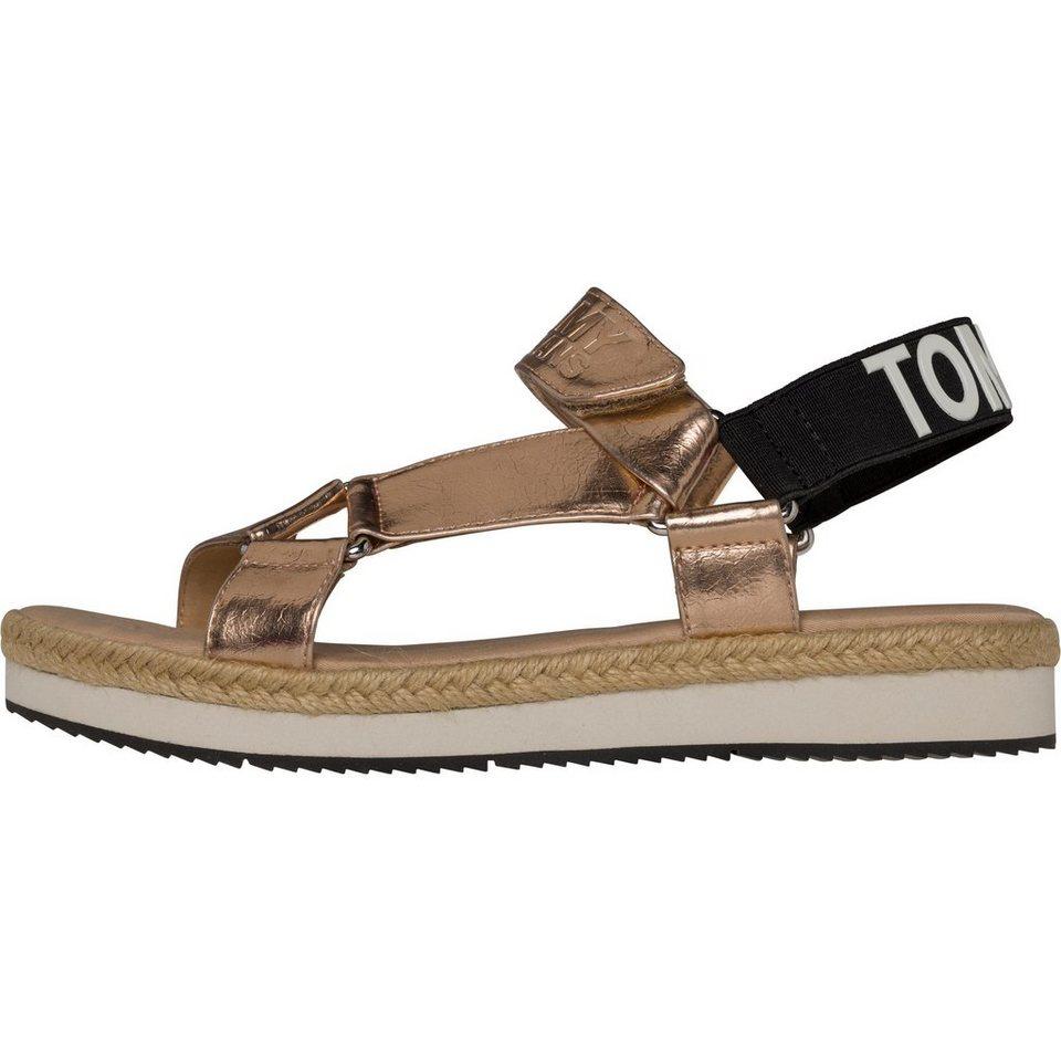 023aa33388f8 Tommy Jeans Sandalen »FRESH MODERN METALLIC SANDAL« online kaufen
