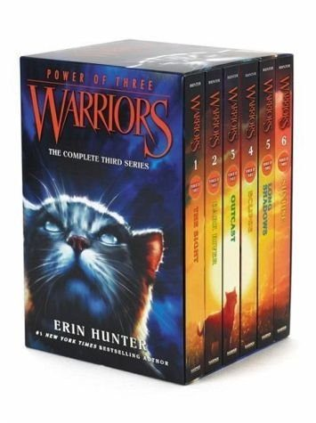 Broschiertes Buch »Warriors: Power of Three Box Set: Volumes 1 to 6«