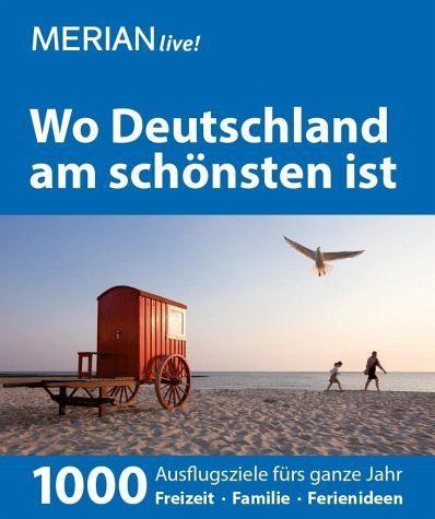 Broschiertes Buch »MERIAN live! Reiseführer Wo Deutschland am...«
