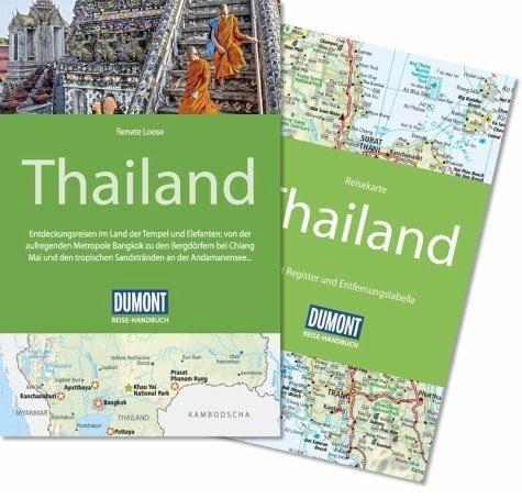 Broschiertes Buch »DuMont Reise-Handbuch Reiseführer Thailand«