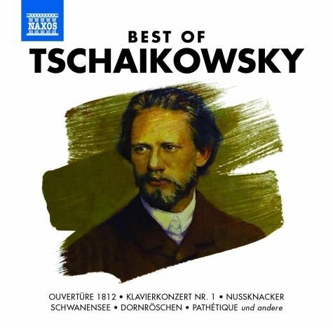 Audio CD »Peter I. Tschaikowski: Best Of Tschaikowsky«