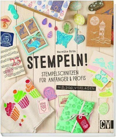 Broschiertes Buch »Stempeln!«