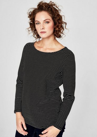 Triangle Curled Cotton Shirt
