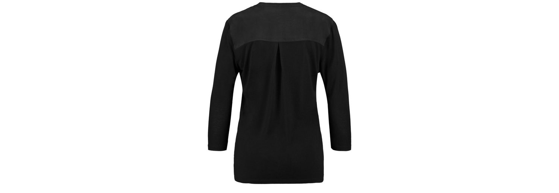 Gerry Weber T-Shirt 3/4 Arm Hüftumspielendes 3/4 Arm Shirt Aus Deutschland Günstigem Preis Fabrikverkauf Günstiger Preis Outlet-Store Günstiger Preis G1ZEtXlB18