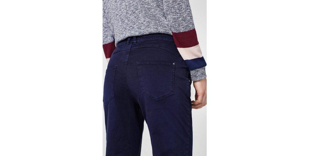 ESPRIT Gewebte Jogg-Pants mit Knopfleiste Verkauf Am Besten Große Diskont Günstig Online Nicekicks Günstigen Preis 2YEHmQeS
