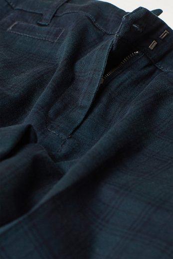 ESPRIT Verkürzte Baumwoll-Stretch-Hose