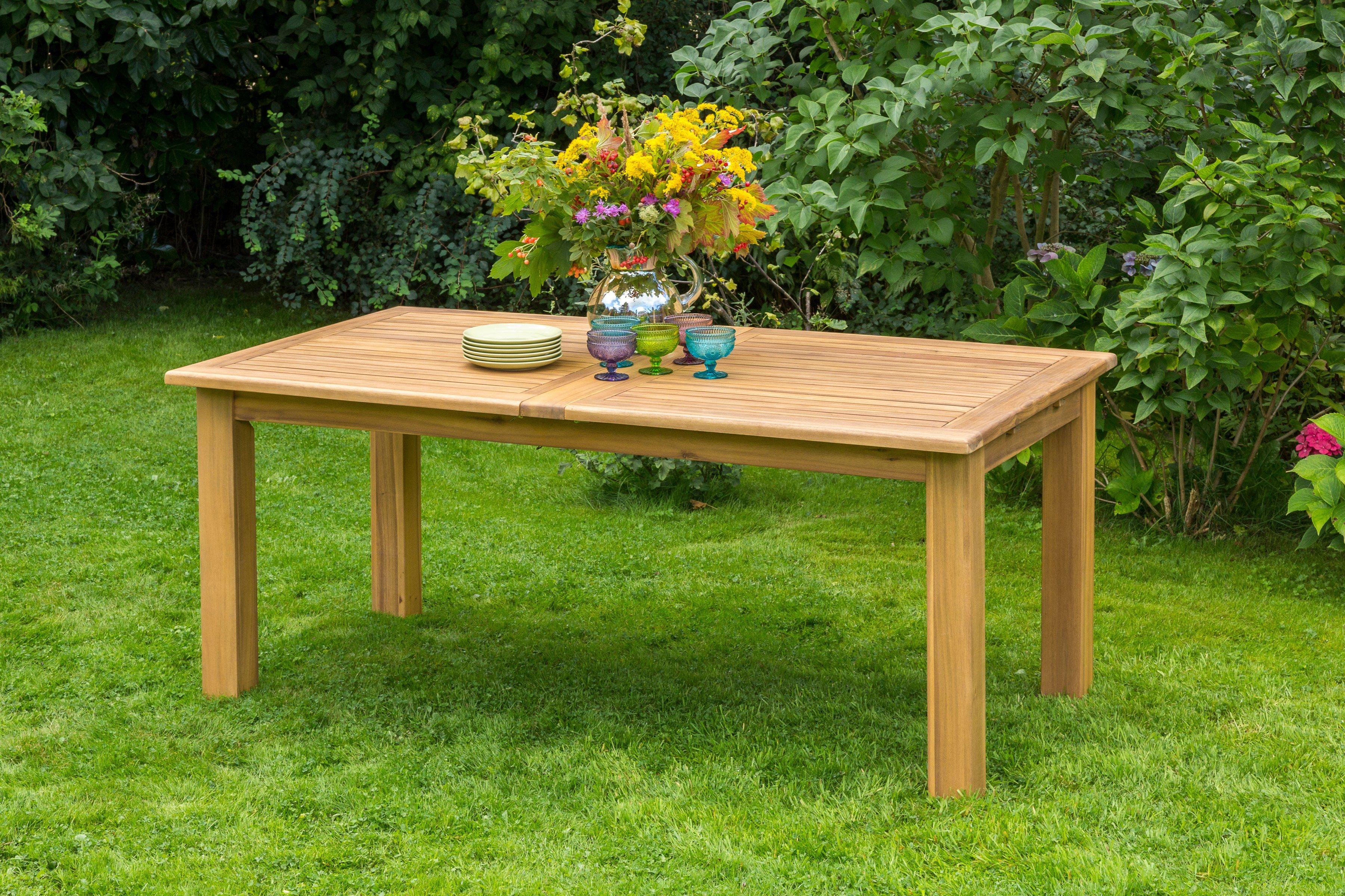 Gartentisch Ausziehbar Preisvergleich Die Besten Angebote Online