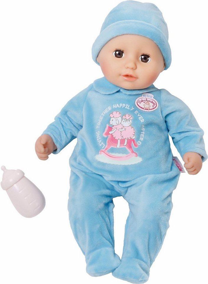 Zapf Creation Weichk 246 Rperpuppe 187 My First Baby Annabell