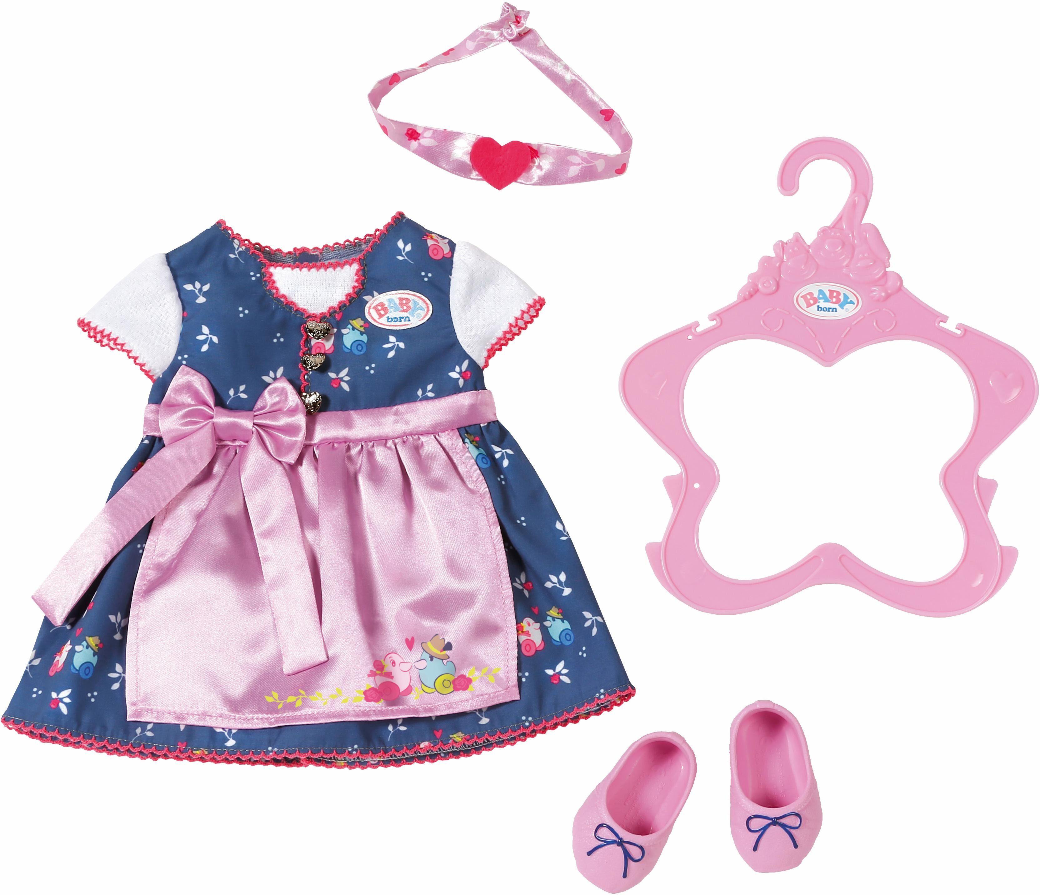 Zapf Creation Puppenkleidung, »BABY born® Dirndl«