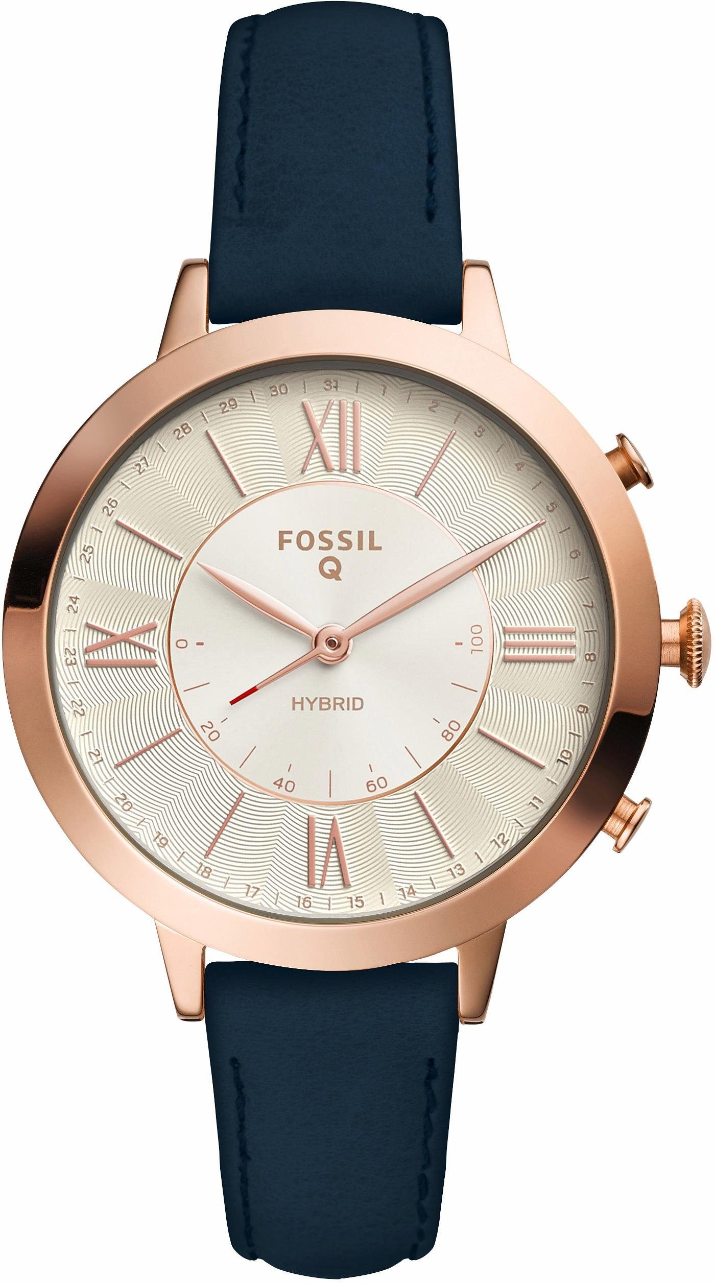 FOSSIL Q Q JACQUELINE, FTW5014 Smartwatch (Android Wear)