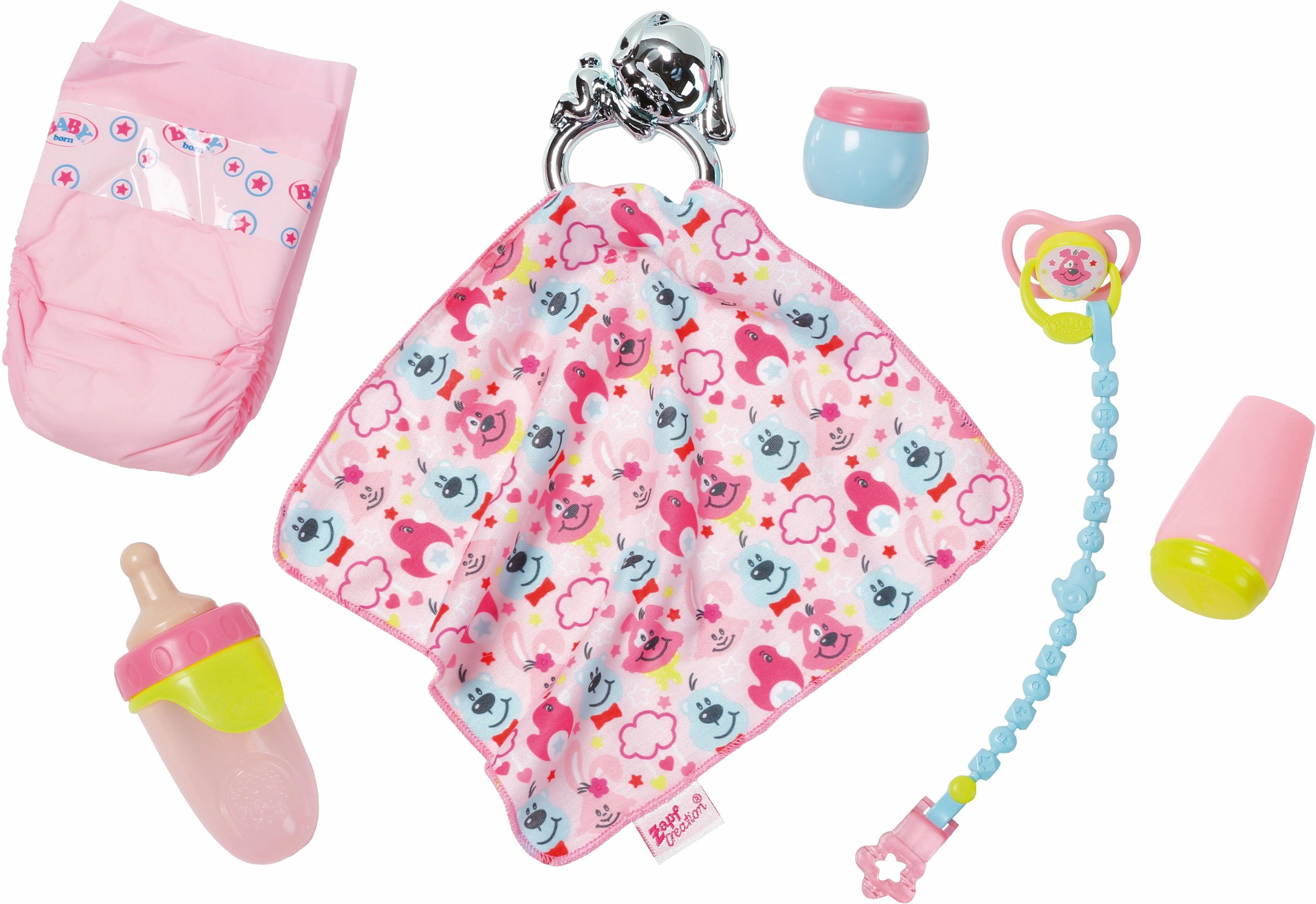 Zapf Creation Puppenzubehör, »BABY born® Accessoires-Set«