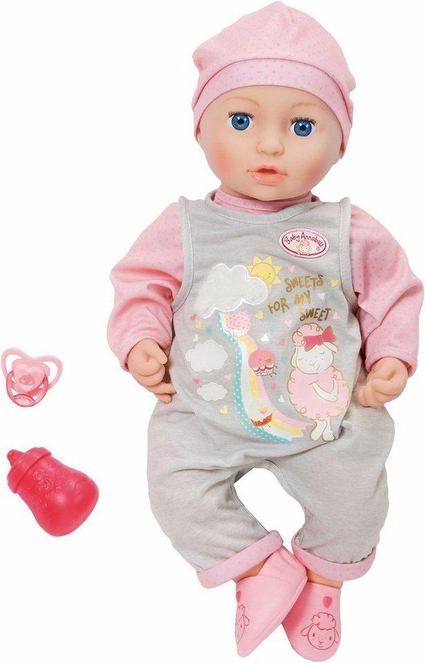 Zapf Creation Weichkörperpuppe, »Baby Annabell® Mia so ...