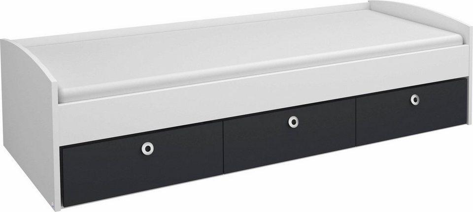 rauch pack s bett filipo mit 3 schubk sten otto. Black Bedroom Furniture Sets. Home Design Ideas