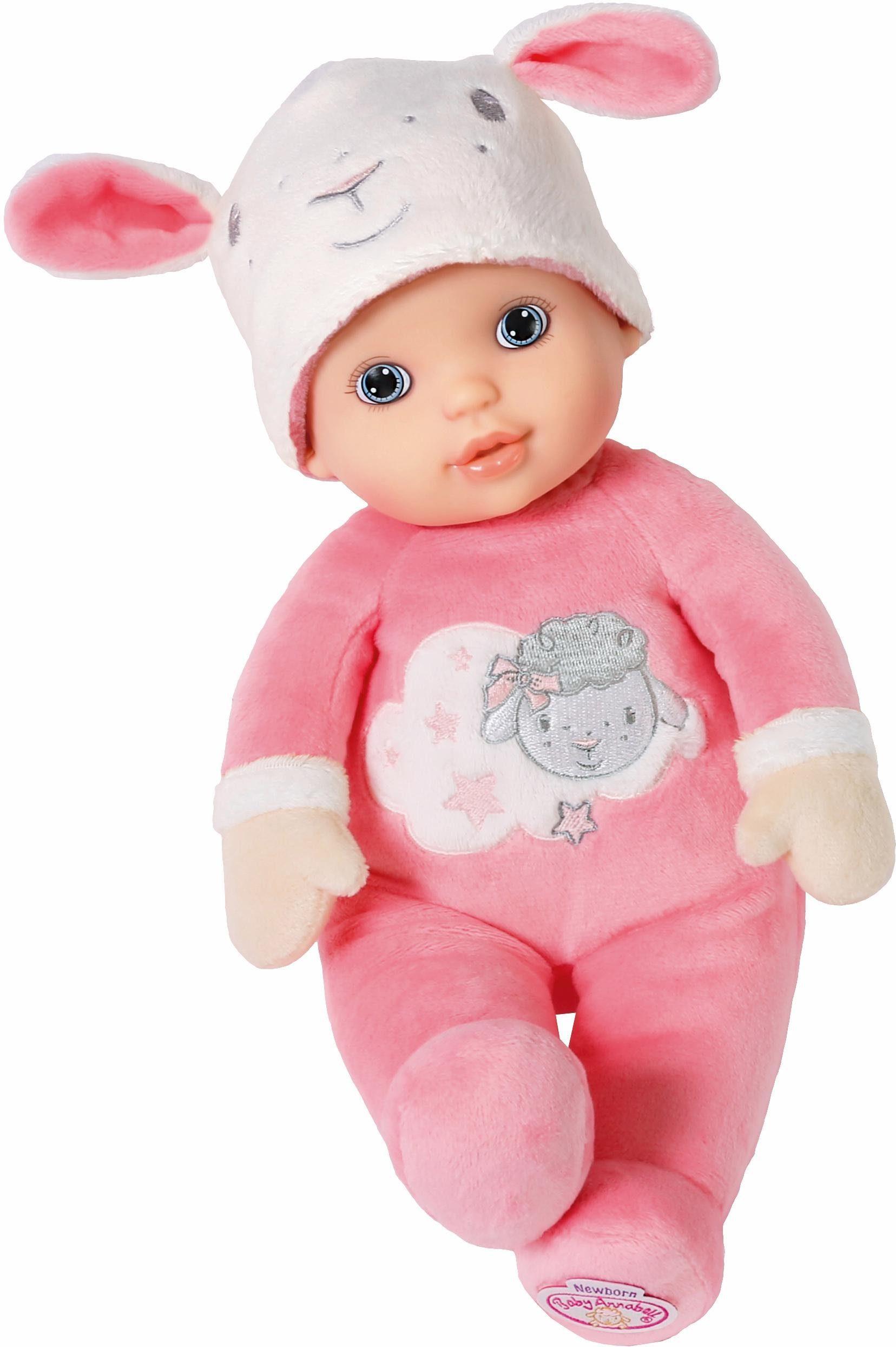 Zapf Creation Weichkörperpuppe, »Baby Annabell® Newborn, 30cm«
