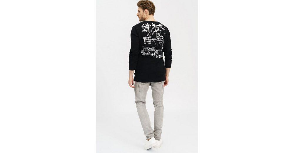 trueprodigy Sweatshirt Bronn Kaufen Billig Großhandelspreis rlEiGp