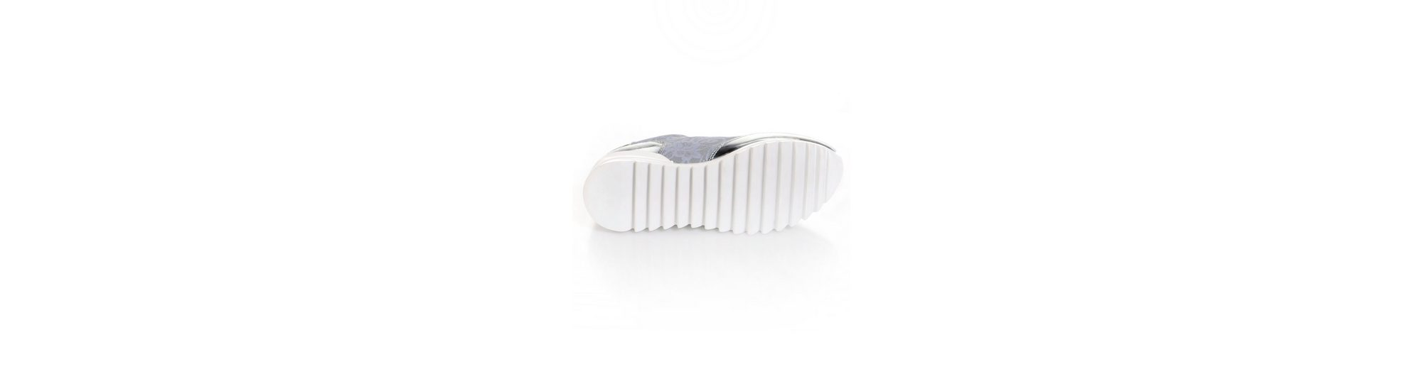 Alba Moda Sneaker mit modischen Spitzeneinsätzen Erstaunlicher Preis Günstig Online O2V2bNe
