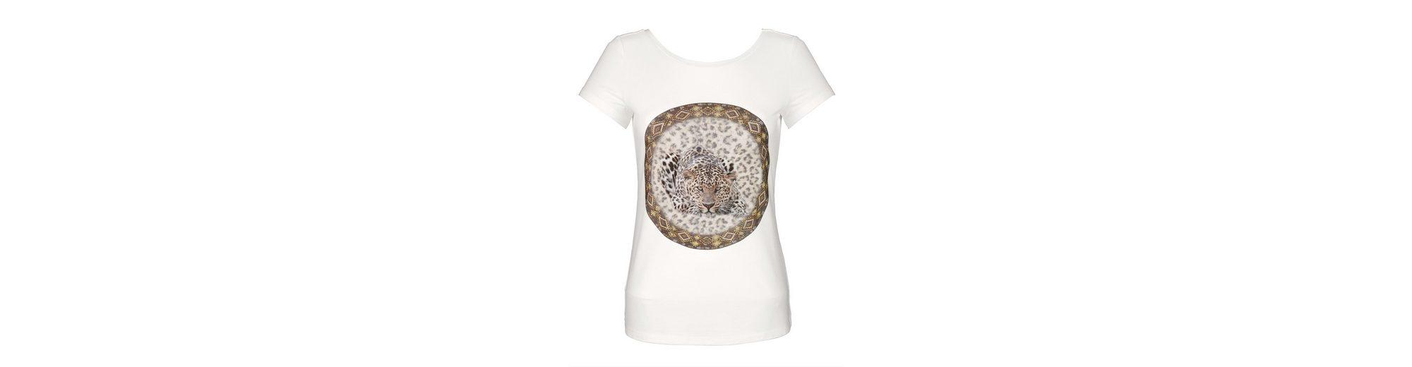 Alba Moda Shirt mit Ziersteinen Spielraum Store A8VOKuDNw