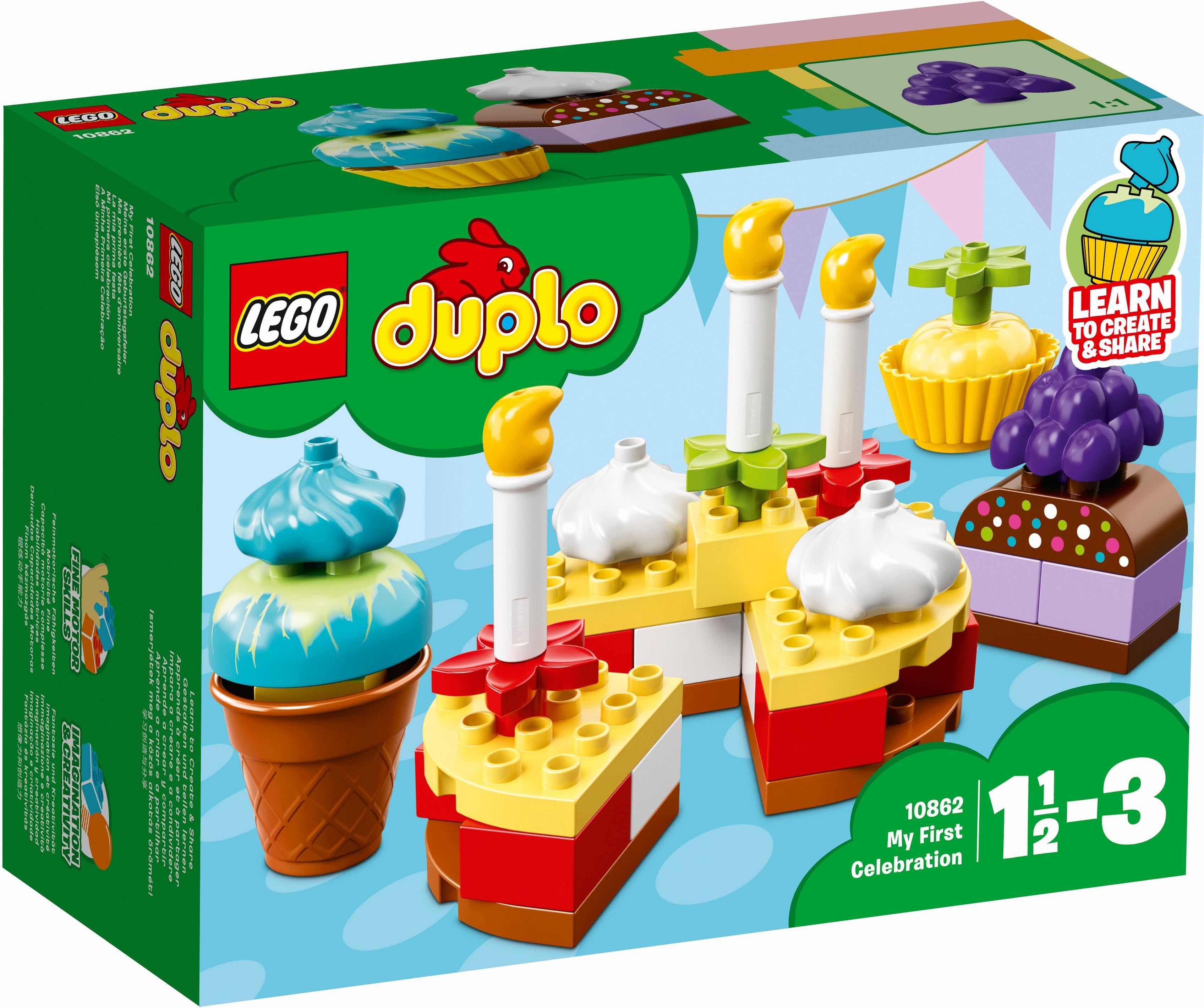 LEGO® Meine erste Geburtstagsfeier (10862), »LEGO® DUPLO®«