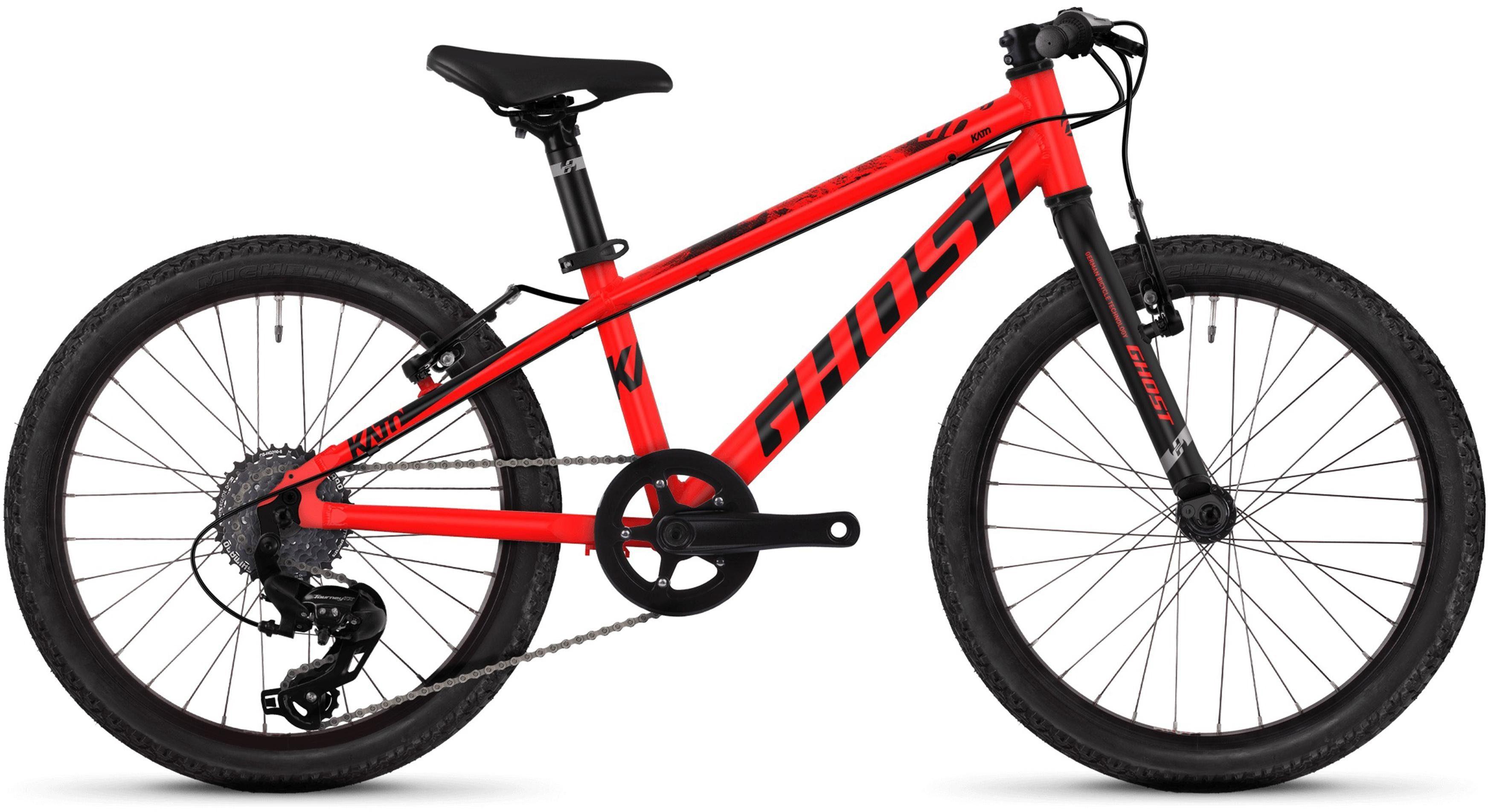 Ghost Mountainbike »Kato R1.0 AL U«, 8 Gang Shimano Tourney TX RD-TX800 8-S Schaltwerk, Kettenschaltung