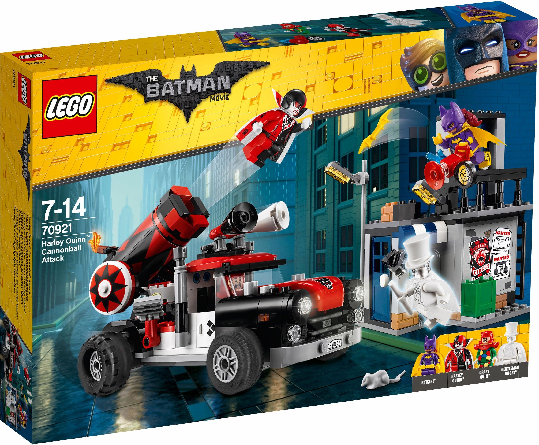 LEGO® Harley Quinn™ Kanonenkugelattacke (70921), »THE LEGO® BATMAN MOVIE«