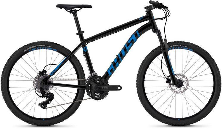 Ghost Mountainbike »Kato 1.6 AL U«, 24 Gang Shimano Tourney TX RD-TX800 8-S Schaltwerk, Kettenschaltung
