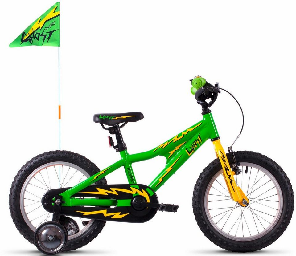 ghost kinderfahrrad powerkid al 16 k 1 gang otto. Black Bedroom Furniture Sets. Home Design Ideas