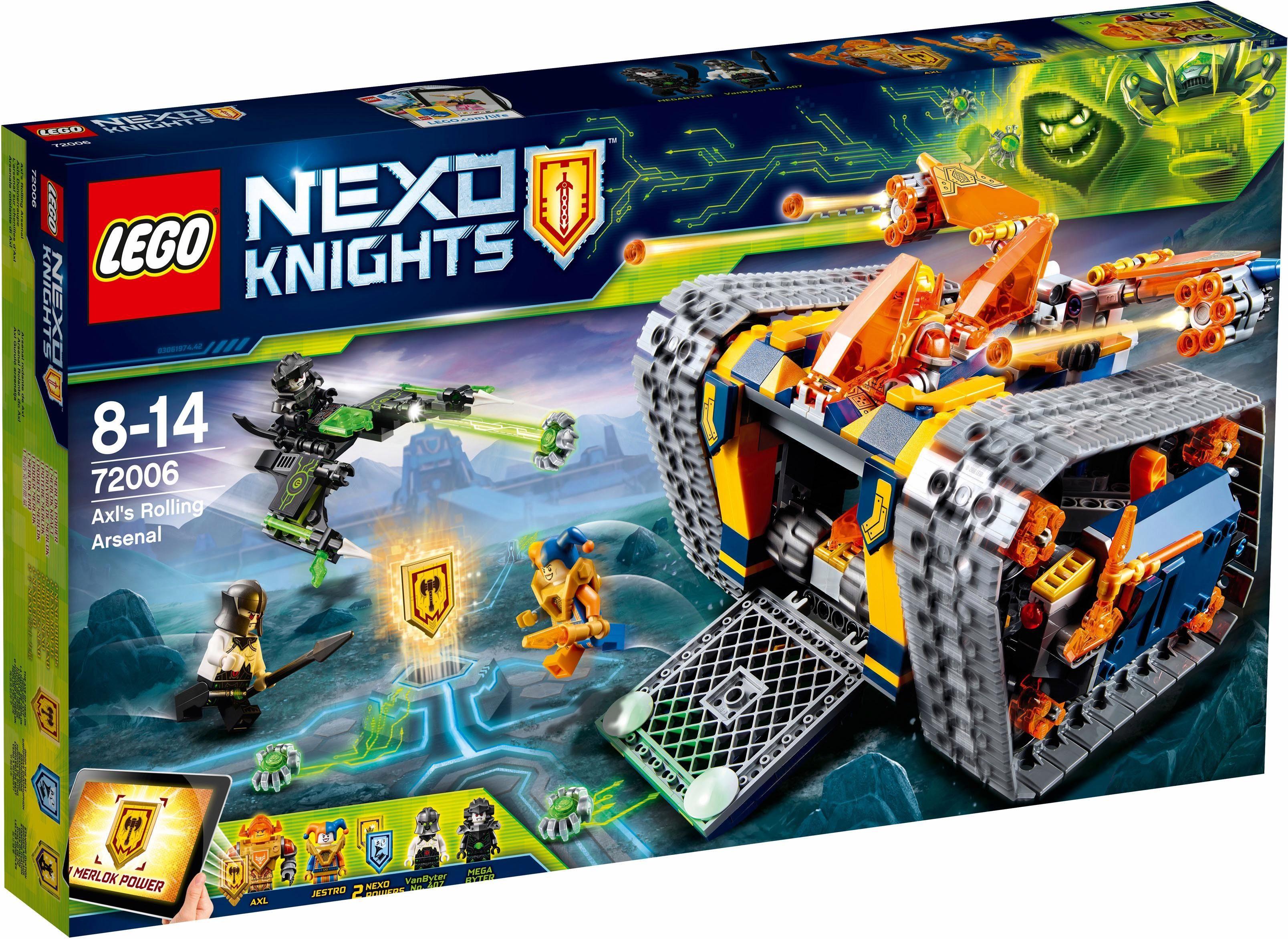 LEGO® Axls Donnerraupe (72006), »LEGO® NEXO KNIGHTS™«