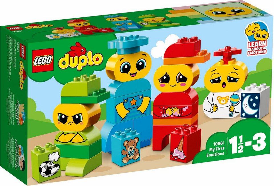 LEGO® Meine ersten Emotionen - Gefühle erklären (10861),  LEGO® DUPLO®  online kaufen
