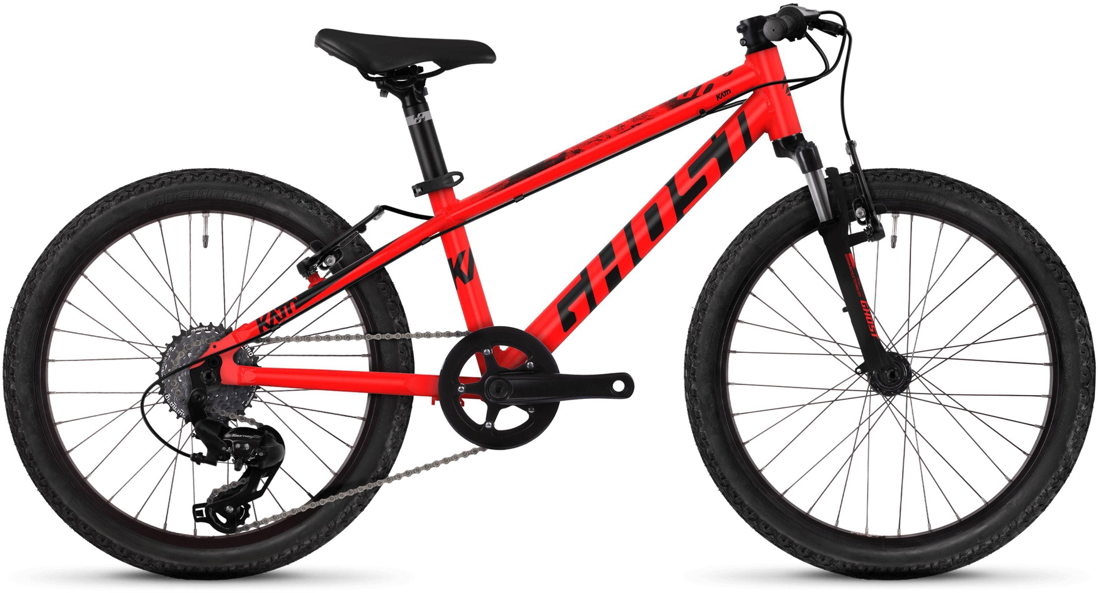 Ghost Mountainbike »Kato 2.0 AL U«, 8 Gang Shimano Tourney TX RD-TX800 8-S Schaltwerk, Kettenschaltung