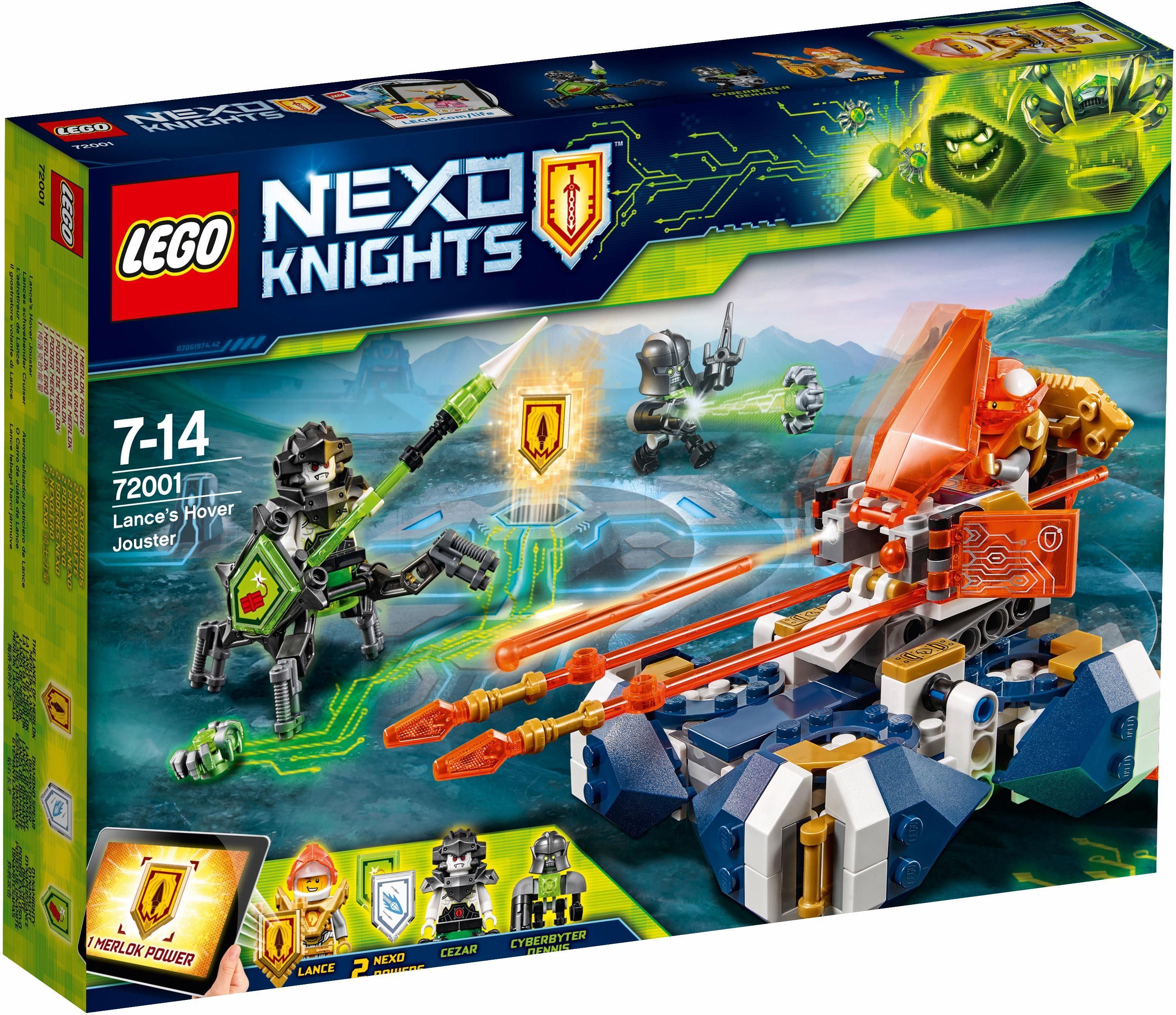 LEGO® Lances schwebender Cruiser (72001), »LEGO® NEXO KNIGHTS™«