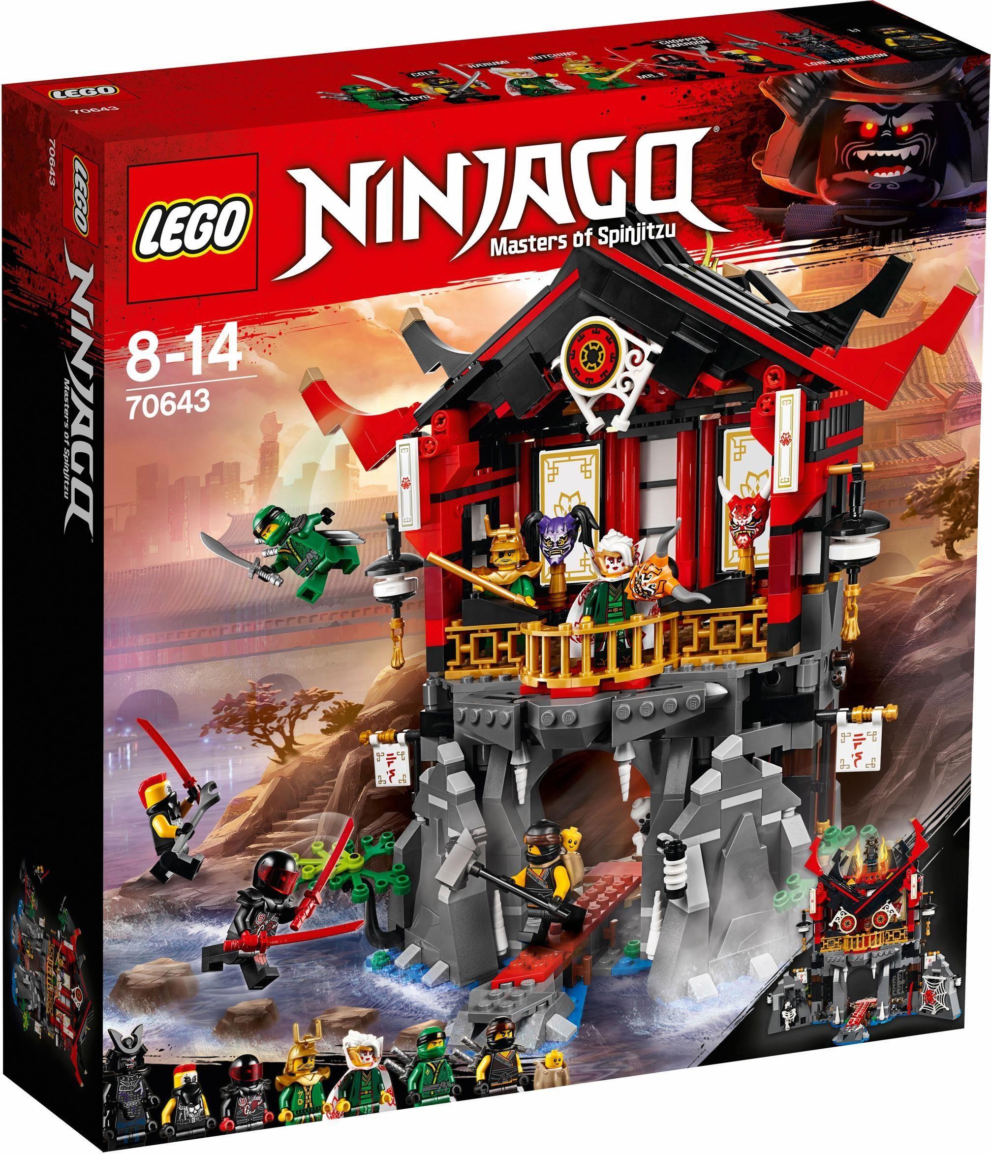 LEGO® Tempel der Auferstehung (70643), »LEGO® NINJAGO™«