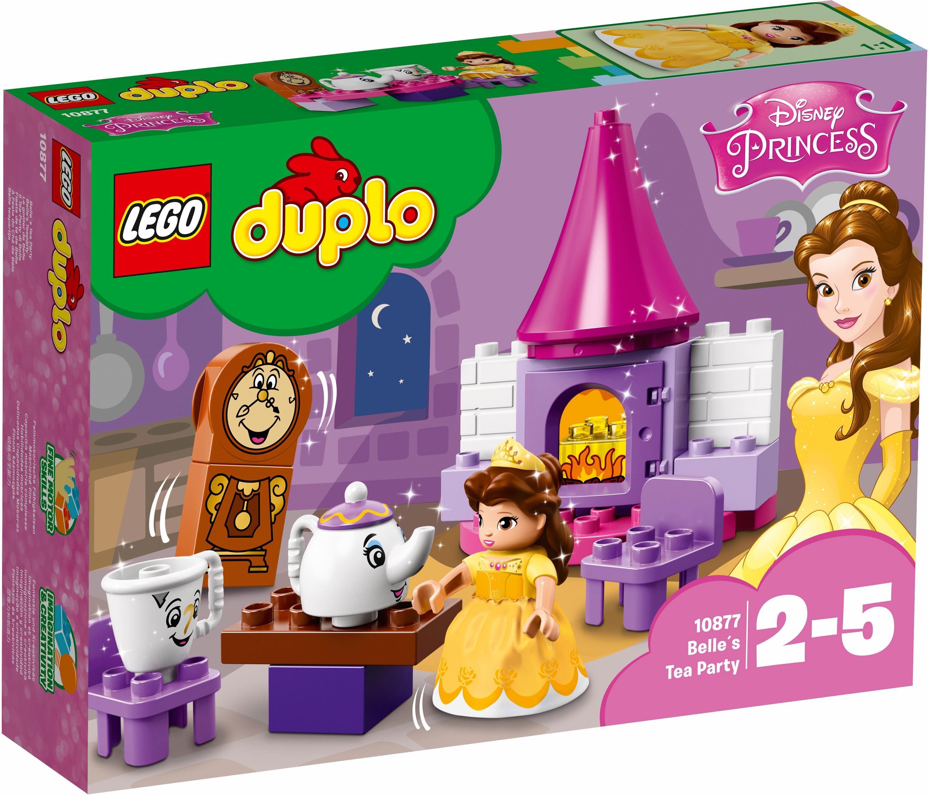 LEGO® Belle's Teeparty (10877), »LEGO® DUPLO®, Disney Princess«