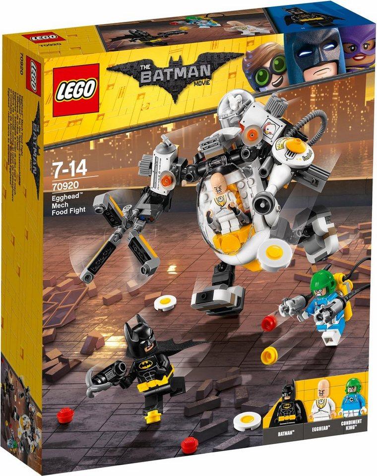 LEGO® Egghead™ bei der Roboter-Essenschlacht (70920),  THE LEGO® BATMAN MOVIE  online kaufen