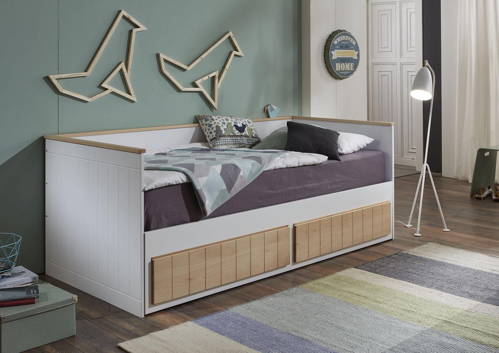 Bett mit schubladen frisch benjamin funktionsbett