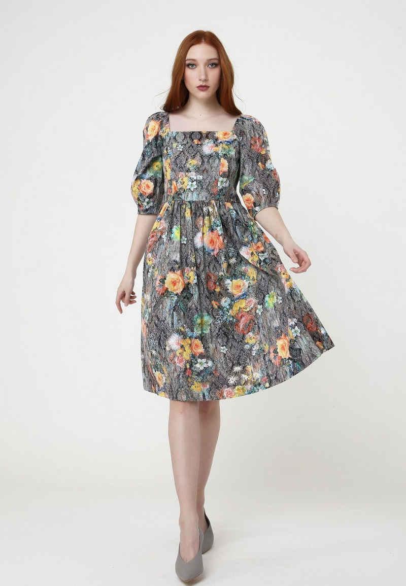 MaDam-T Babydollkleid »Kleid Chantale«