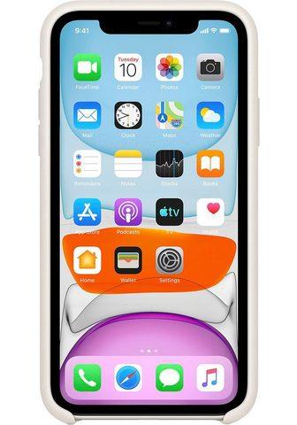 Apple Smartphone-Hülle »iPhone 11 Silikon Ca...