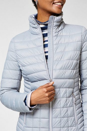 ESPRIT Federleichte Thinsulate-Steppjacke