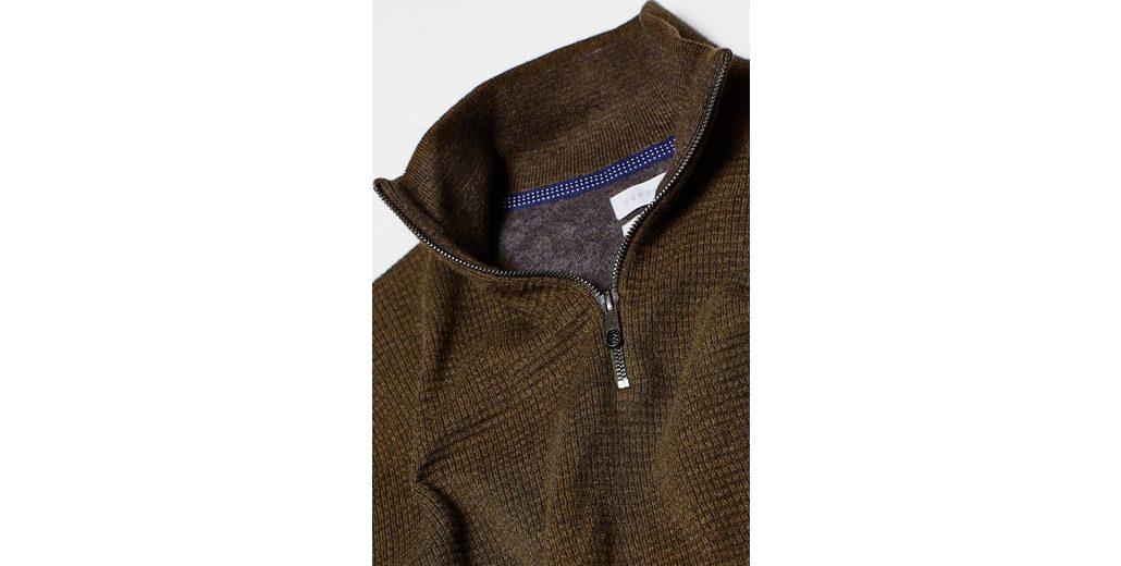 Baumwolle Baumwolle Struktur aus ESPRIT Pullover aus Kaschmir Struktur ESPRIT Struktur Pullover Baumwolle Kaschmir aus ESPRIT Pullover YAF40Bqw
