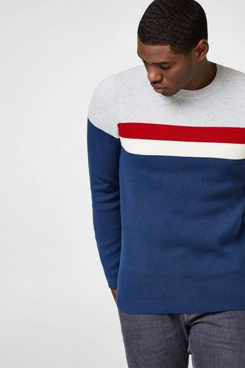 EDC BY ESPRIT Sweater aus Organic Cotton