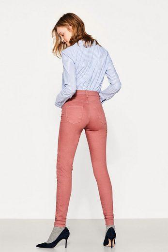 ESPRIT Anschmiegsame Super-Stretch-Jeans