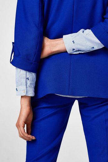 Chemise Esprit Avec Broderie, 100% Coton
