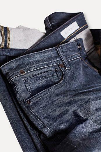 Esprit Stretch Jeans With Distinctive Waschung