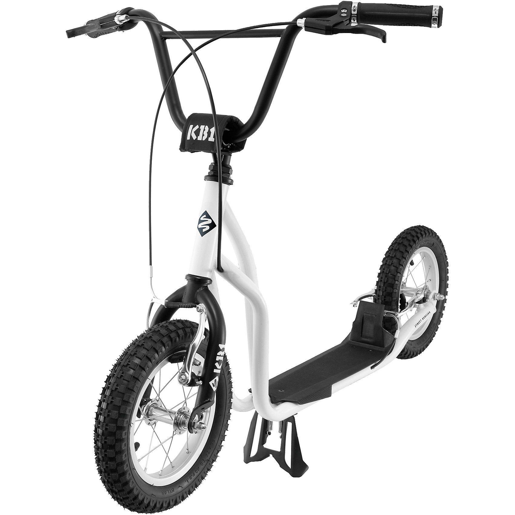 Streetsurfing Roller K-Bike KB1, weiß-schwarz