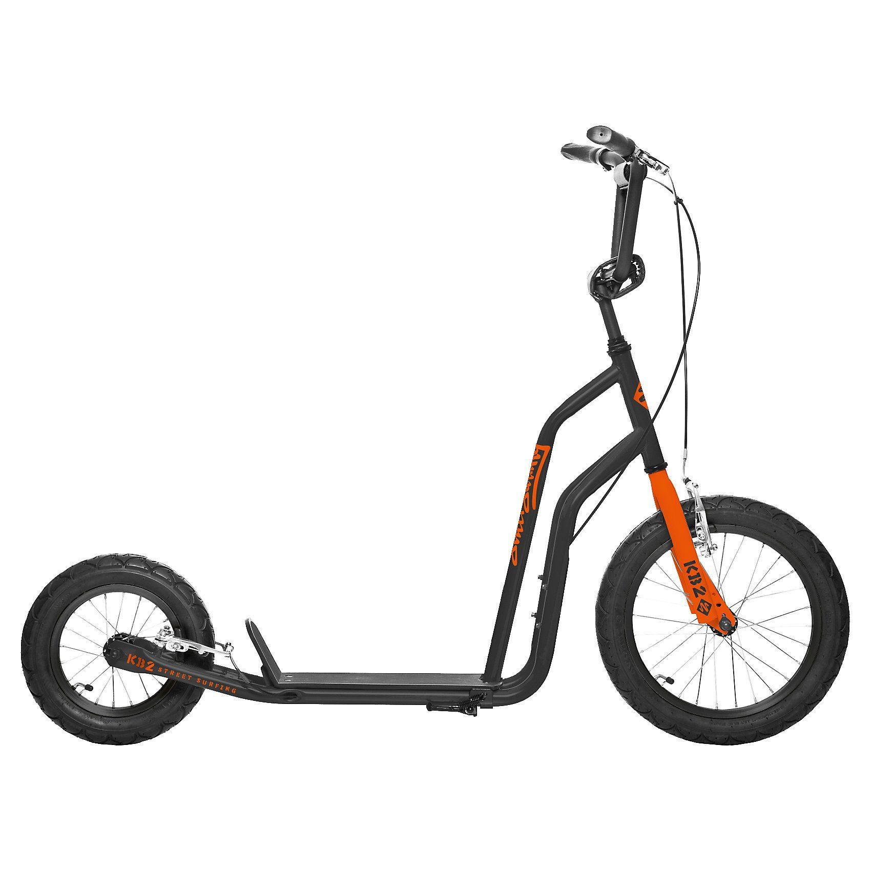 Streetsurfing Roller K-Bike KB2, weiß-schwarz