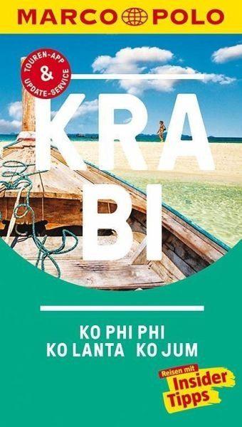 Broschiertes Buch »MARCO POLO Reiseführer Krabi, Ko Phi Phi, Ko...«
