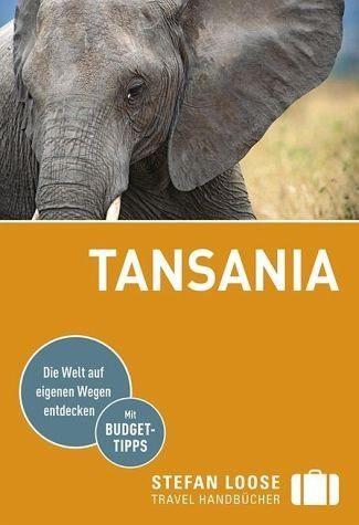 Broschiertes Buch »Stefan Loose Reiseführer Tansania«