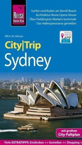 Broschiertes Buch »Reise Know-How CityTrip Sydney«