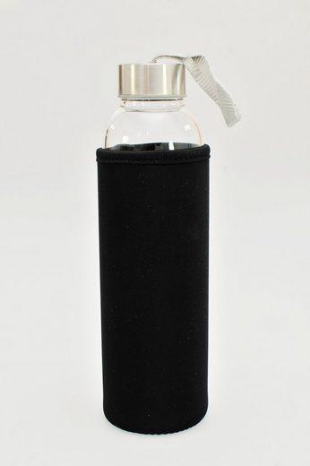 HTI-Line Trinkflasche »Schwarz«