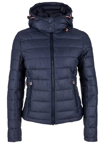 Q/S designed by Gesteppte Outdoor-Jacke